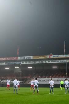Go Ahead Eagles gaat op een emotionele avond onderuit tegen FC Volendam