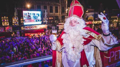 Sinterklaas verkiest Feesten boven hemel
