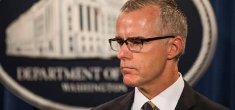 'Ook ontslagen tweede man van FBI hield Trump-memo's bij'