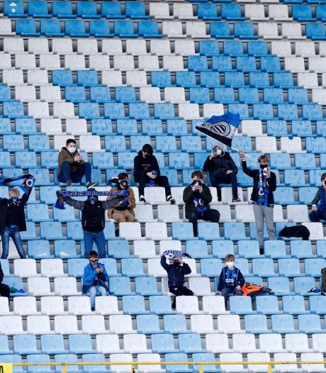 """La Pro League demande la réouverture partielle des stades lors des playoffs pour """"des raisons de sécurité"""""""