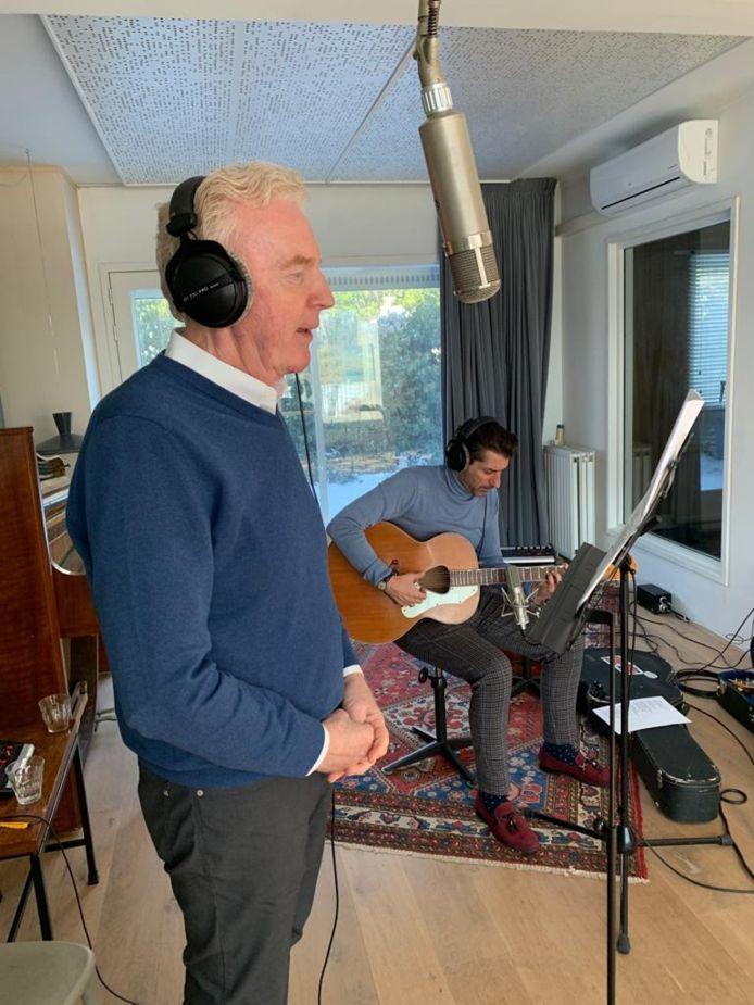 André van Duin en Danny Vera