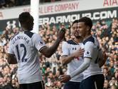 VIDEO: Spurs blijft tweede na kleine zege