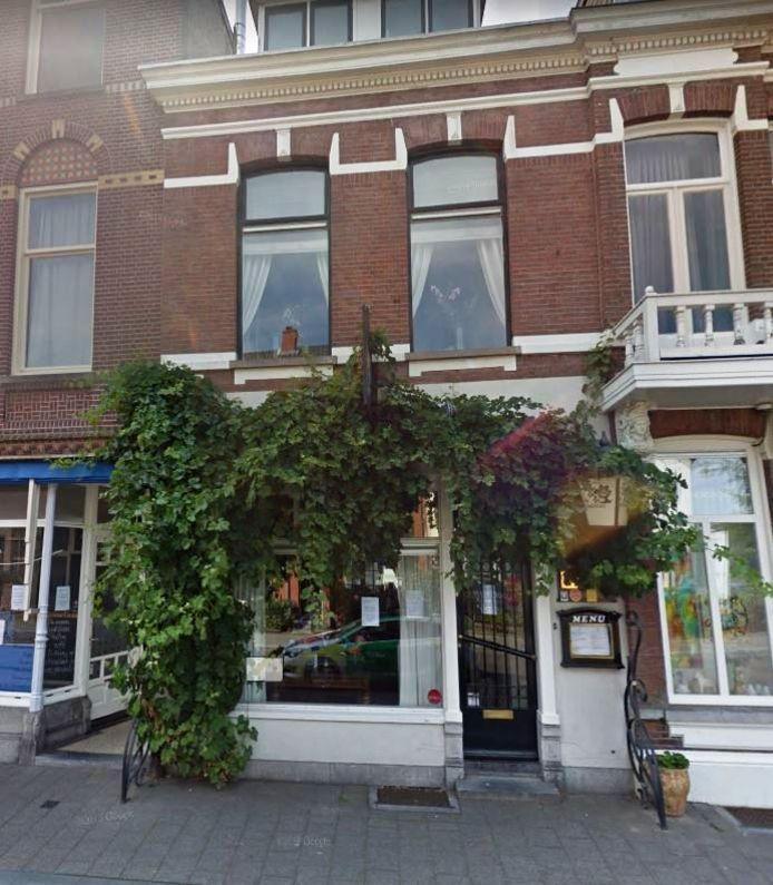 Restaurant De Stadstuin in Breda.