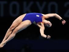 Schoonspringster Celine geniet na van Olympische Spelen: 'Het is durven, doen én vertrouwen op je coach'