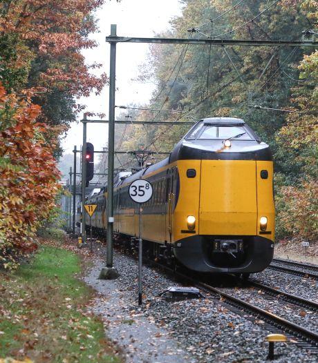 Defecte trein: minder treinen tussen Amersfoort en Utrecht