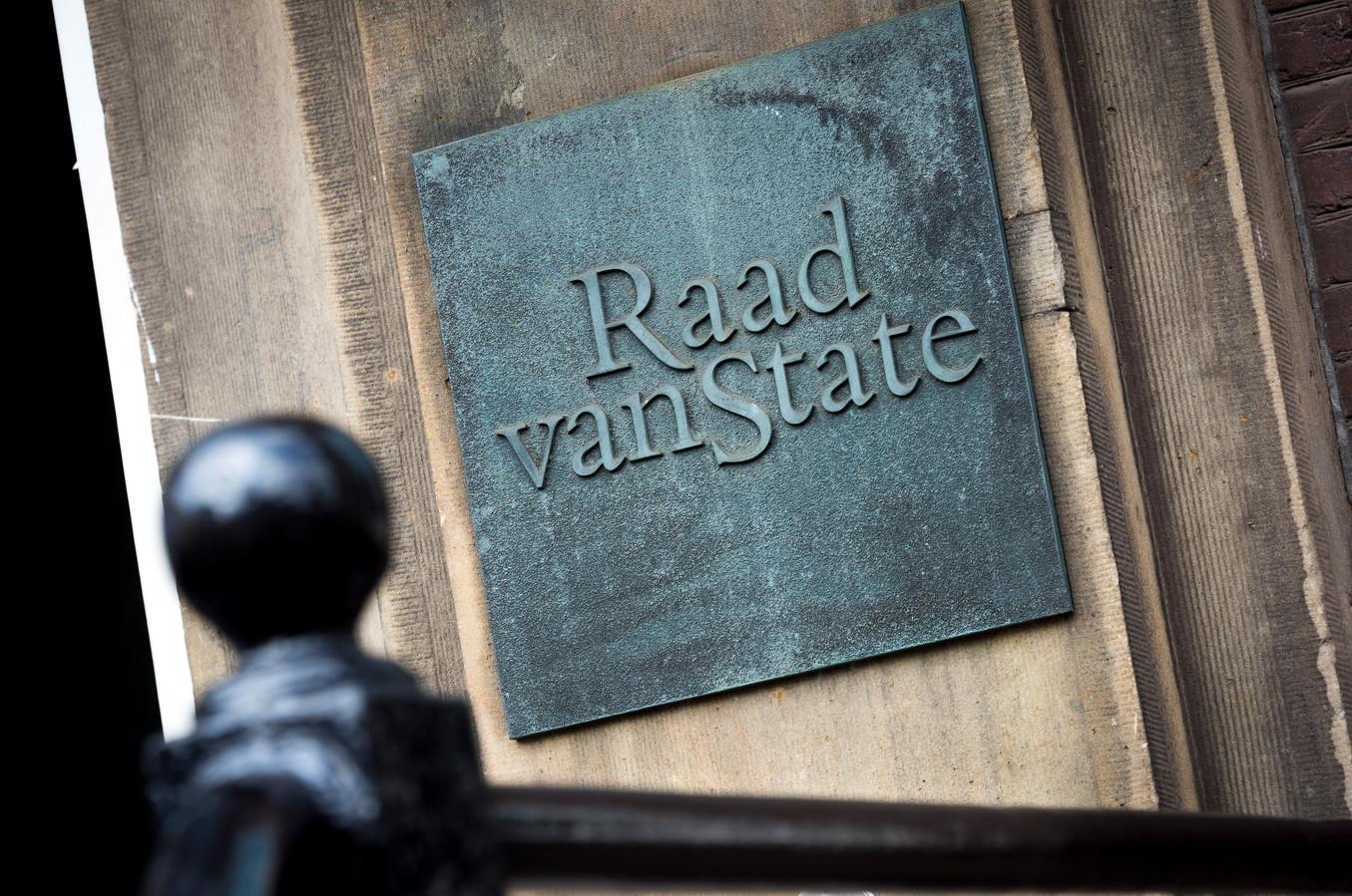 De Raad van State, foto ter illustratie