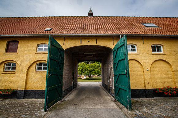 Het Penitentiair Landbouwcentrum in Ruiselede.