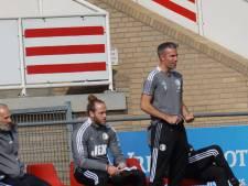 Doelman Tim uit Alphen zit wekelijks bij Feyenoord op de bank naast Robin van Persie: 'Voor mij niet zo bijzonder'