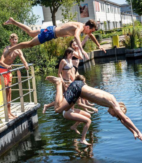 Er komt geen zwembad in de Piushaven, gemeente gaat andere zwemlocaties onderzoeken