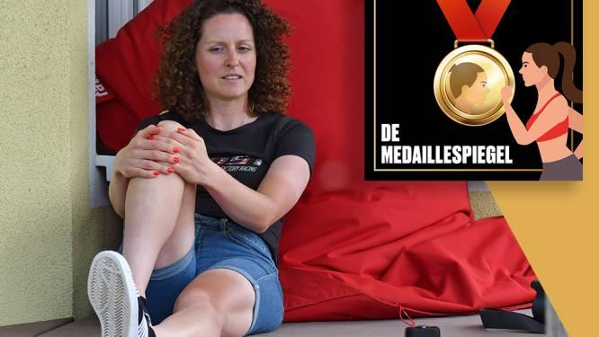 'Ik at altijd veel te weinig' - mountainbikester Anne Terpstra