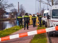Vermiste vrouw gevonden in Eindhovensch Kanaal, kade afgezet met linten