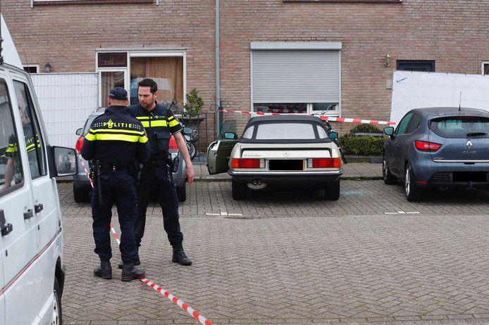 Toon Sweegers werd in april 2018 op Den Bult in Strijp in zijn auto doodgeschoten.