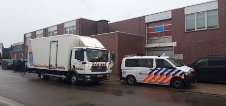Politie rolt grote wietkwekerij op in Dinxperlo: 'Schrikken zo groot en professioneel'