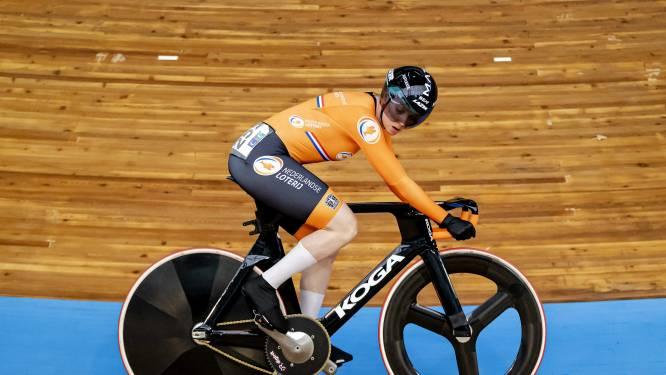 Drie maanden na harde crash doet Laurine van Riessen weer mee: 'Ik ben nog te voorzichtig'