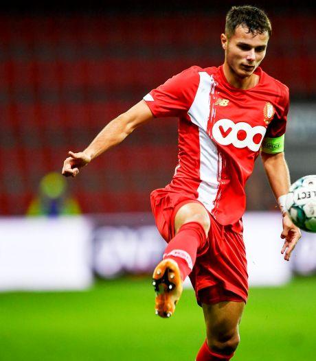 Zinho Vanheusden ne jouera plus au Standard la saison prochaine, direction la Serie A