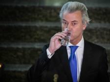 'PVV-aanhang houdt vertrouwen in Wilders'