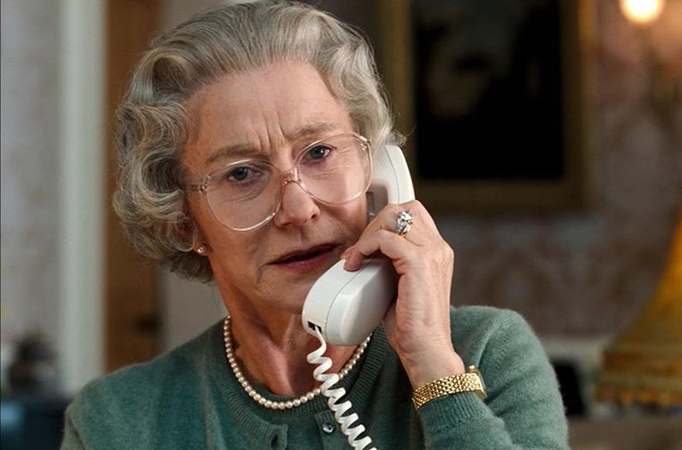 Helen Mirren in The Queen (2006) Beeld