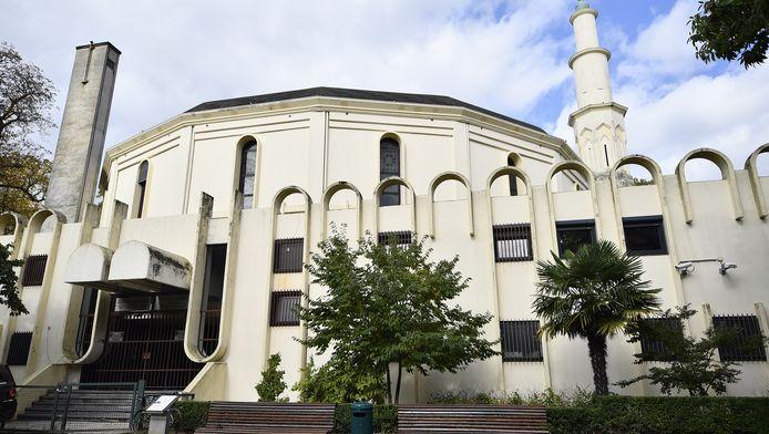 De Grote Moskee in Brussel.