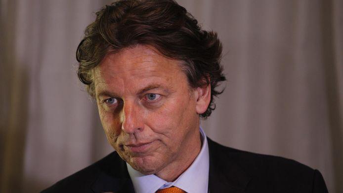 Minister Bert Koenders van Buitenlandse Zaken.