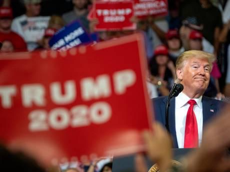 Trump lance sa campagne pour 2020