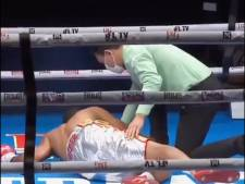 Wie wil nog vechten tegen Kazach die tegenstander in 70 seconden knock-out slaat?
