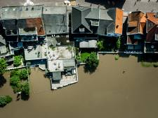 Limburgers nu bezorgder over risico overstromingen dan voor juli