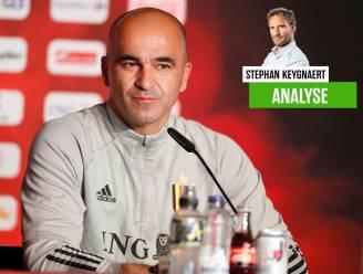 """Onze chef voetbal legt uit waarom Martínez ondanks zwaardere tabelhelft vol voor groepswinst gaat: """"Speculeren zou indruisen tegen het eergevoel van zijn selectie"""""""