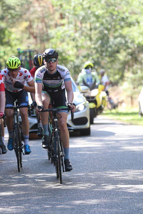 Raalter wielrenner Schulten ziet ploeg Reggeborgh stoppen