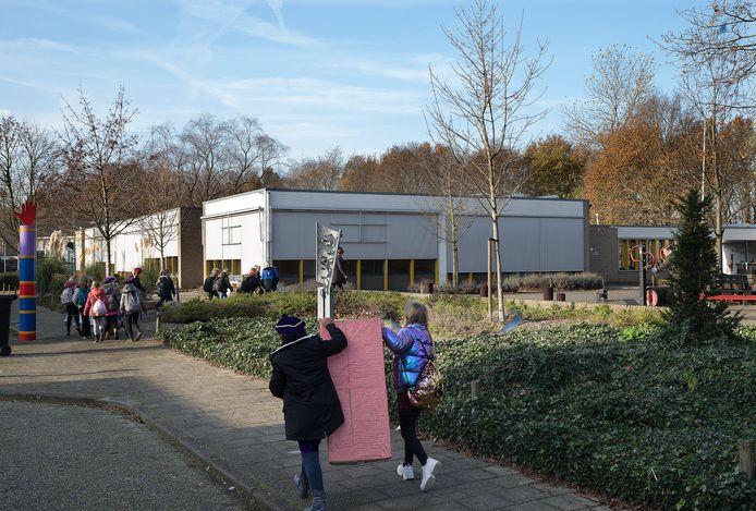 De Sint Wilibrordus school in Groenlo.