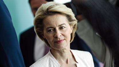Ursula von der Leyen, geboren in Elsene en nu Europa's nieuwe baas: de vrouw die Rammstein wilde verbieden