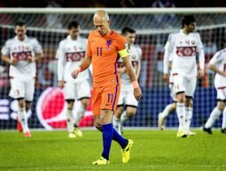 """Arjen Robben zet deur op een kiertje voor terugkeer bij Oranje: """"Als hij belt, dan kom ik"""""""