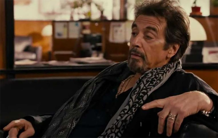 Al Pacino in 'Jack & Jill' Beeld YouTube