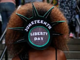 Nu voor het eerst ook een nationale feestdag, maar wat vieren de Amerikanen op 'Juneteenth'?