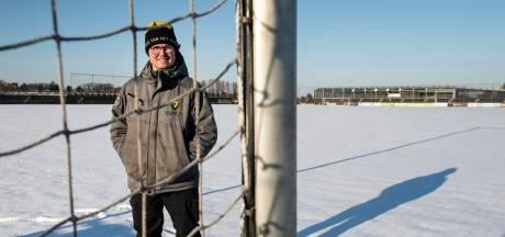 Pak sneeuw en extreme vorst gunstig voor amateurvelden? 'Al het ongedierte en onkruid vriest kapot!'