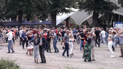 Fiesta Latina Festival dompelt Olen onder in zuiderse sfeer