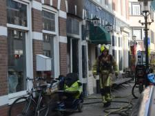Man en vrouw opgepakt bij brand in woning Chasséstraat