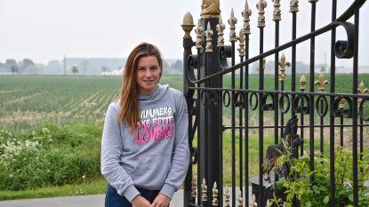 """Fanny Lecluyse tussen topsport, liefde en het leven als rennersvrouw: """"De grote droom is om samen met Victor op de Olympische Spelen te staan"""""""