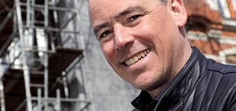 Mike Uijen wil aan de slag met nog veel meer Osse monumenten