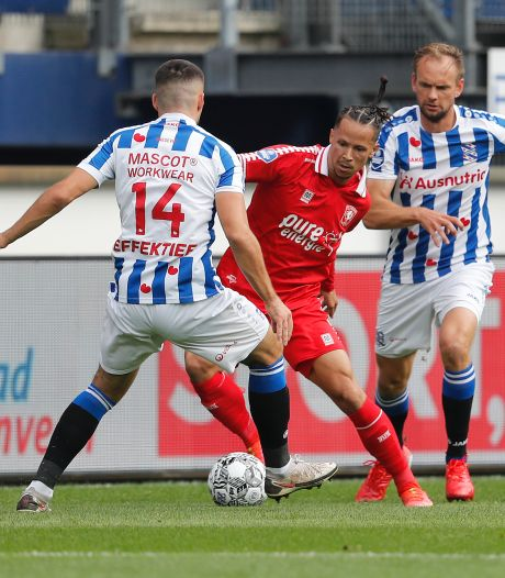 FC Twente mist Troupée in Groningen; weer basisplek Everink