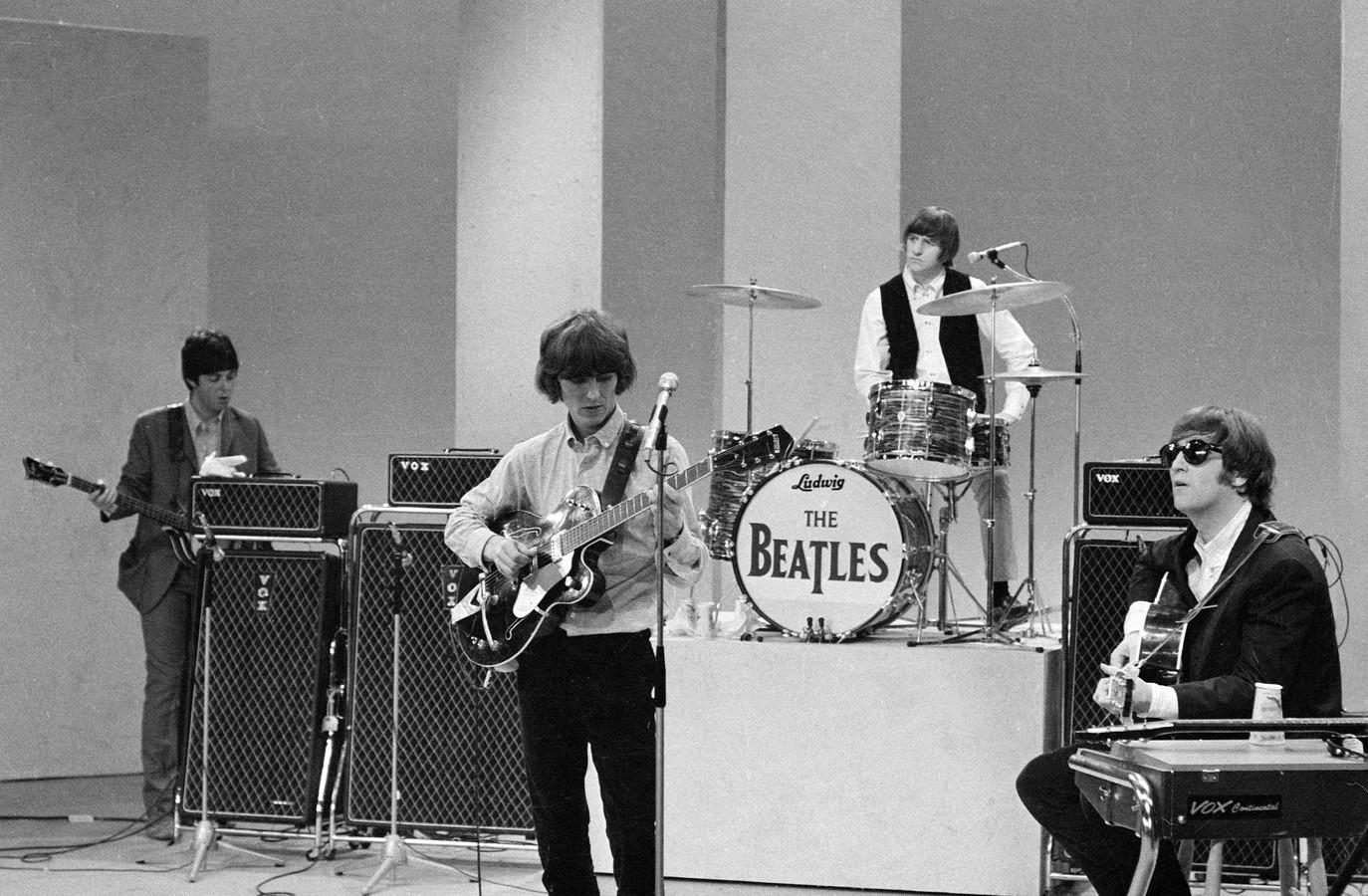 The Beatles zijn flink gezakt in de nieuwste uitgave van de lijst