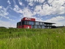 Duivense fastfoodstrip krijgt verder vorm: KFC open op 22 juni