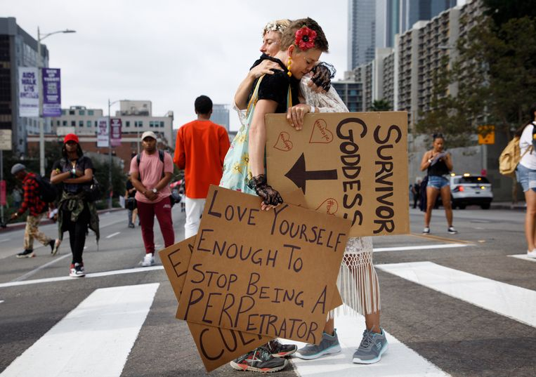 'Amber Rose SlutWalk' in Los Angeles.