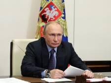 Poetin: betrekkingen met VS onder Biden op dieptepunt