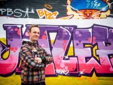 Dit is het domein van de graffitispuiters: welkom aan de Parallelweg in Hengelo