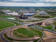 File tussen Zwolle en Ommen door wegwerkzaamheden
