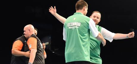 Geen derde wereldtitel op rij voor Nederland na nederlaag tegen Ierland