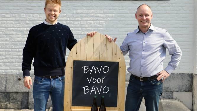 """Brouwers overrompeld door reacties op gratis bier: """"Sommigen beloofden ons dat ze hun kindje Bavo zouden noemen"""""""