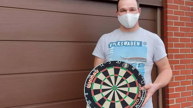 Mollenaar Kristof Douwen start nieuwe winkel voor gelijkgestemde dartsfanaten