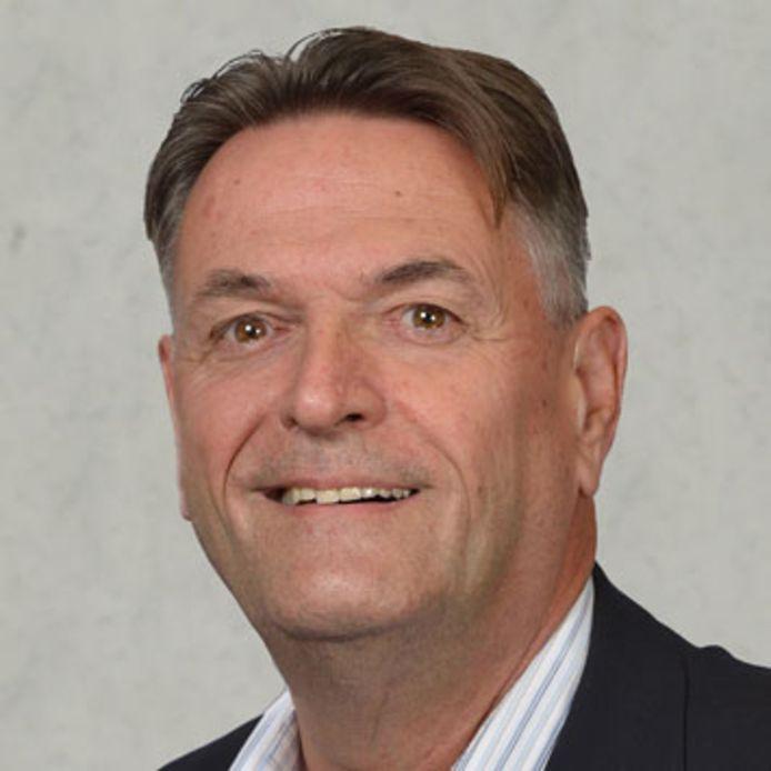 Gerhard Benneker, raadslid in Landerd, stopt met zijn raadswerk.