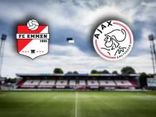 FC Emmen - Ajax